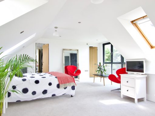 Loft Conversion, Exeter